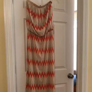 Cynthia Rowley maxi dress Size Small